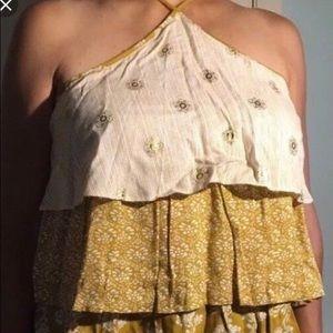 "LC Lauren Conrad ""Desert Dreamer"" Top Size M"